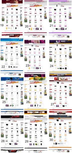 loja virtual php personalizada 10.1 32 novos layouts - 2013