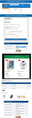 loja virtual responsiva 2020 profissional pronta para usar