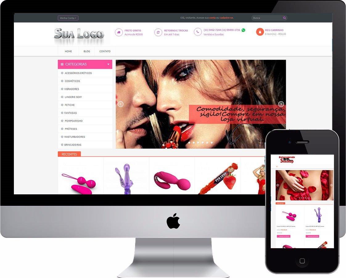 Sexy web page