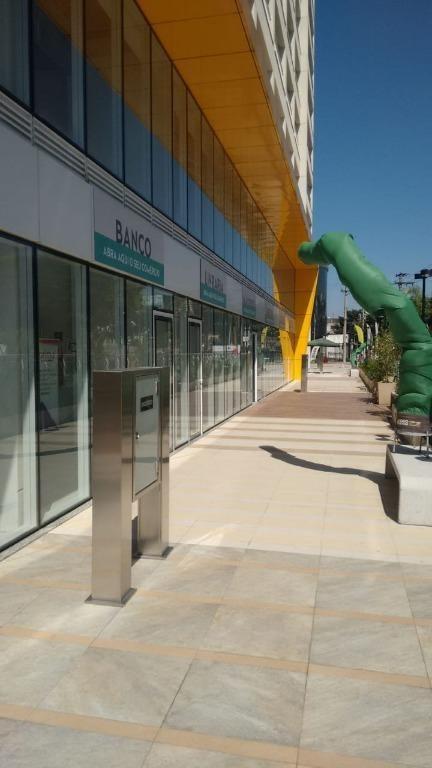 lojas comerciais avenida salgado filho guarulhos - de 61 m²  à  136 m²- 2 e 4 vagas - via alameda - prédio comercial e residencial - lo0001