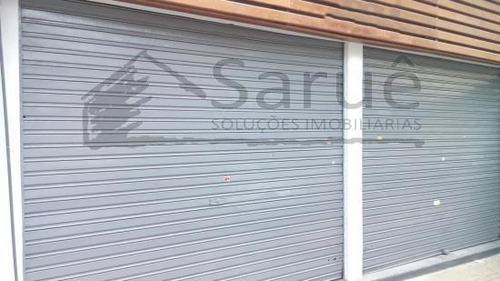 lojas para locação - itaim - ref: 153362 - 153362