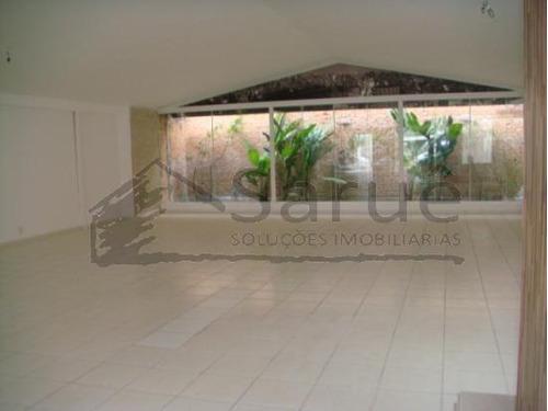 lojas para locação - moema - ref: 110535 - 110535