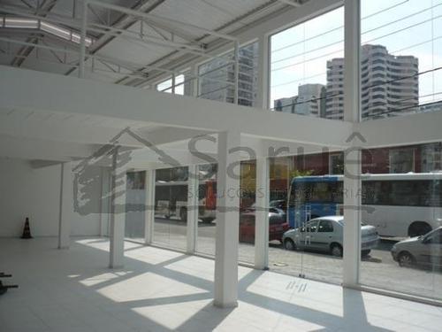 lojas para locação - moema - ref: 115047 - 115047