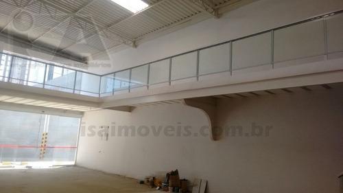 loja/salão em centro  -  suzano - 2496