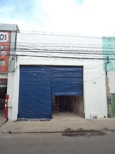 lojão na calçada - ref: 531647