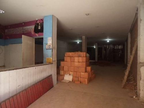 lojão no largo do tanque - ref: 520411