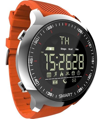 lokmat mk18 relógio inteligente de esportes lcd inteligente
