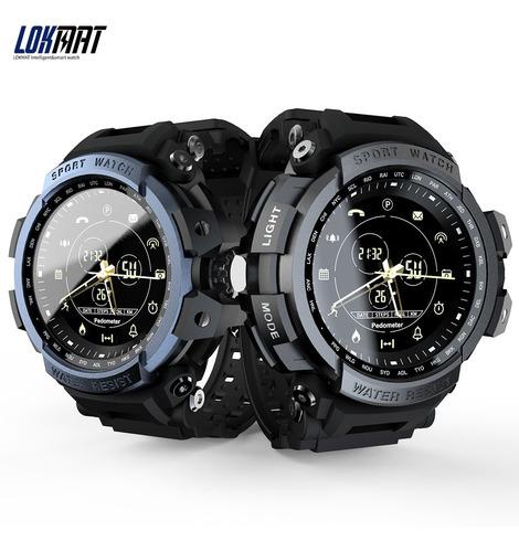 lokmat mk28 bt reloj inteligente 1.14 pulgadas de pantalla
