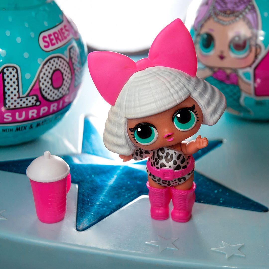 Lol Doll Baby Sister