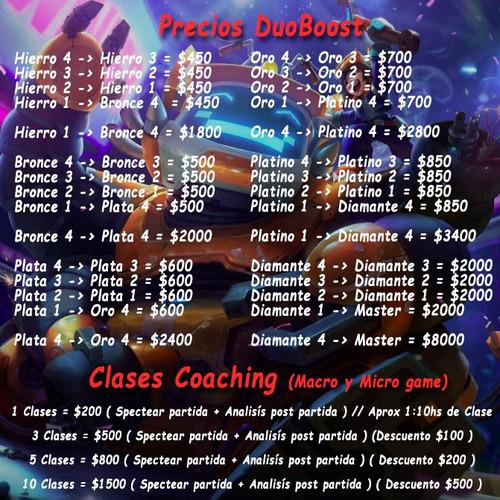 lol boost/ elo/duo boost/coaching boostopia