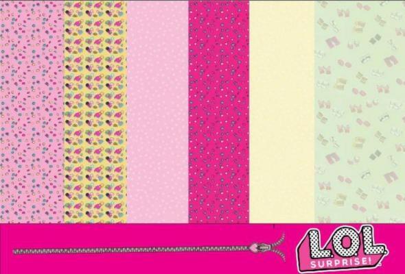 Lol Kit Muñecas Png Papel Digital Y Zippers 10000 En Mercado