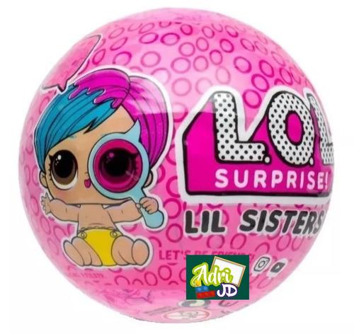 lol  l.o.l  surprise impo varios modelos sorpresa adri jd
