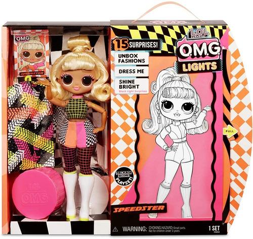 lol l.o.l surprise sorpresa omg lights muñeca original full