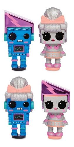 lol l.o.l. surprise tiny toys colecciona arma mini glamper