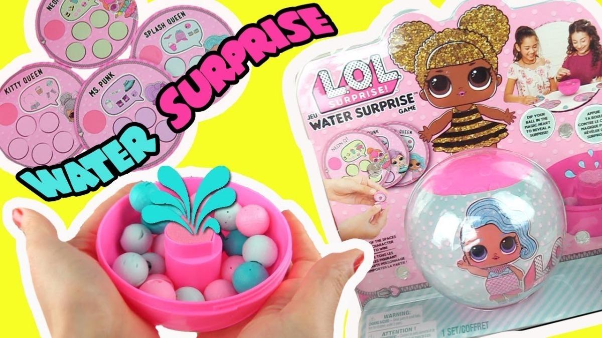 Lol L O L Water Surprise Game Nuevo Original Juego De Mesa 1 289