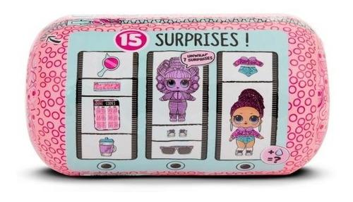 lol  muñeca sorpresa  + accesorios