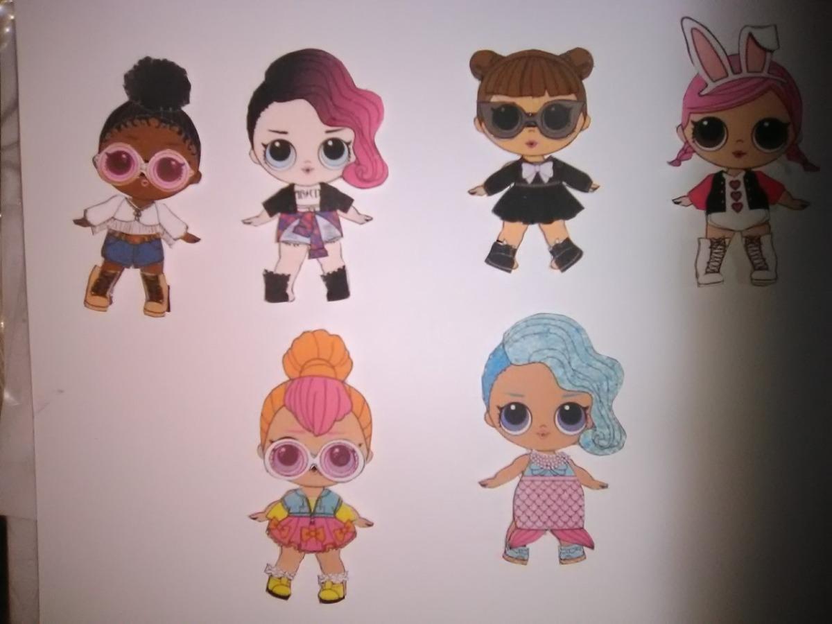 Lol Muñecas Para Vestir Precio Publicado Por Dos Muñecas