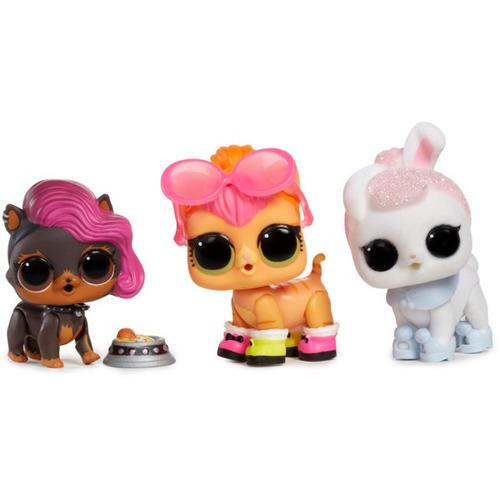 lol muñecas sorpresa pets mascotas genéricas