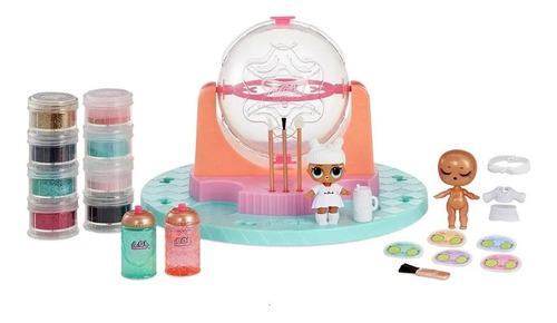 lol muñecas surprise fábrica diy glitter factory piu online