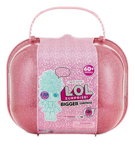 lol suprise bigger surprise muñecas + 60 sopresas mga 2018