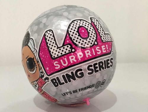 lol surprise bling series 3- 1 original 100% importada