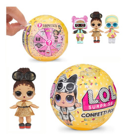 Surprise Original Lol Pop Capas Confetti 9 Serie Muñeca 3 eDH2IYbEW9