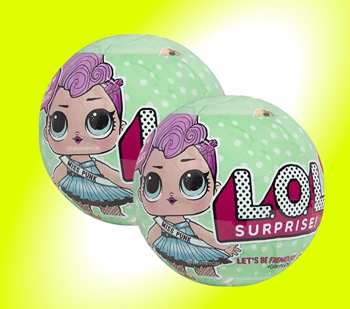 L O L Surprise Doll Serie 2 X 2 Bola Envio Gratis 79 900 En