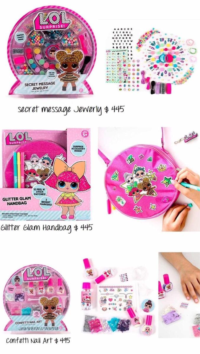 Lol Surprise Dolls Accesorios Y Juegos Distintos Precios 450 00