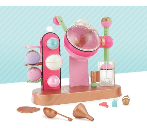 l.o.l surprise! fizz maker playset