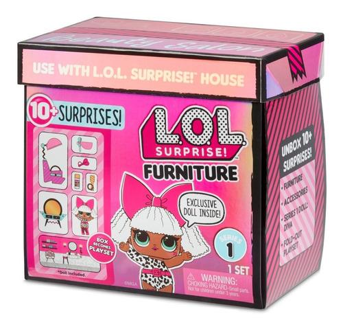 l.o.l. surprise furniture lol (original) mas de 10 sorpresas