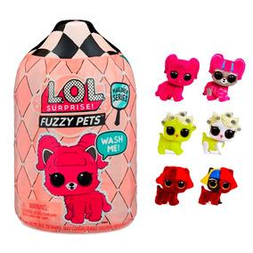 Niñas Juguetes Original Lol Pets Muñecas SurpriseFuzzy 6byvIY7fg