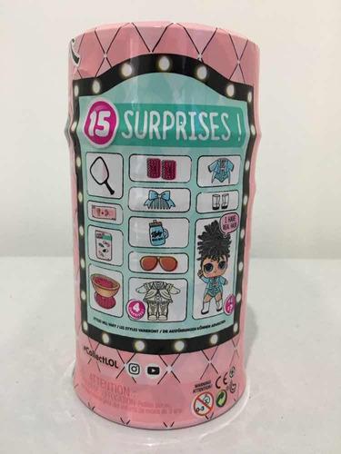 lol surprise hairgoals serie 5-1 nuevas 100%original