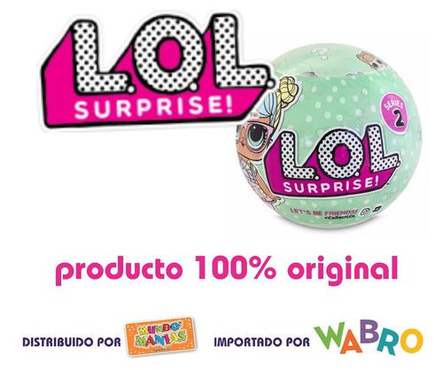 lol surprise muñeca serie 3 confetti pop wabro mundo manias