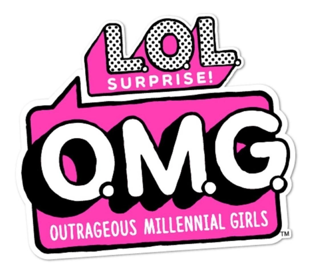 Lol Surprise O. m.g Muñeca 20 Sorpresas Fashion Doll Original ...
