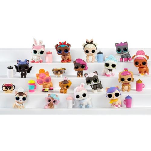 lol surprise pets serie 3 original  jugueteria bunny toys