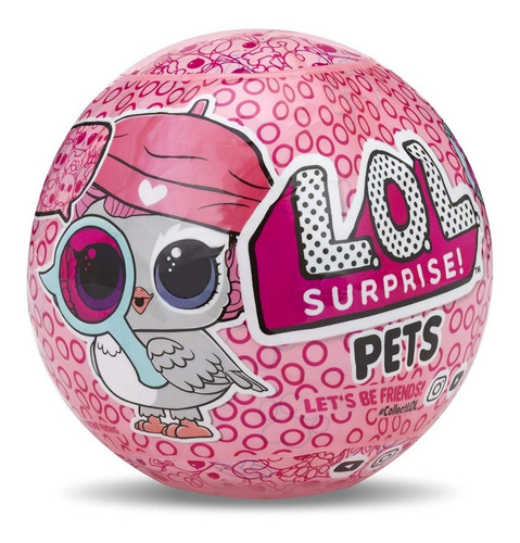 lol surprise pets series eye spy