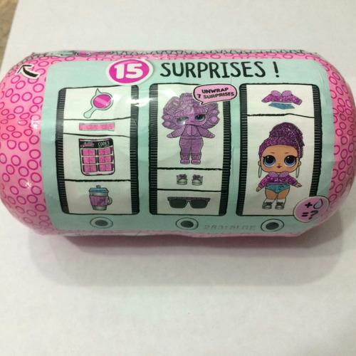 lol surprise under wraps eye spy 100% muñecas originales
