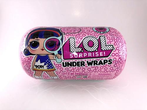 lol surprise under wraps|series 4| lol glam glitter 7 sorpre