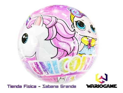 lol surprise unicornio muñeca 7 sorpresa sabana grande