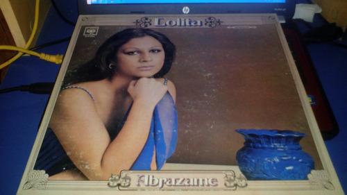 lolita, 1976, lp, abrazame.