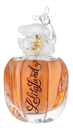lolitaland eau de parfum 40ml feminino   original + amostra