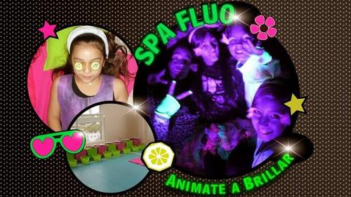 lolitas spa de nenas fluo,pop star,karaoke,rockeras,hawaiana