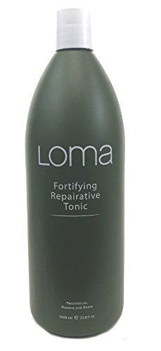 loma hair care fortificante tónico reparador, arándano /