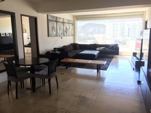 lomas country club, interlomas, hermoso departamento con roo