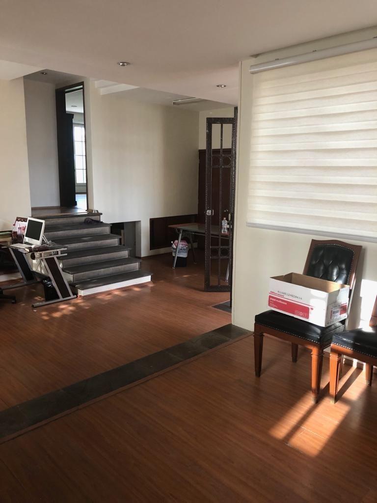 lomas de chapultepec, oficina en renta!!