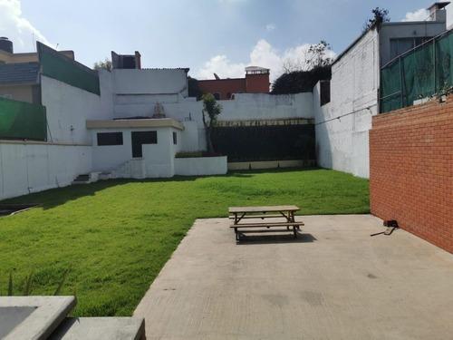 lomas  de chapultepec, terreno ubicadísimo.