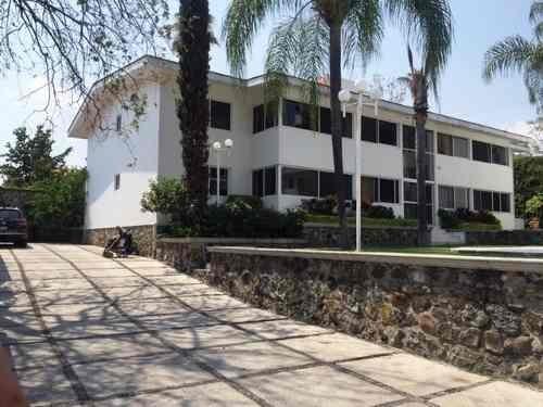 lomas de cuernavaca departamento 3 rec, alb, vig, jardín