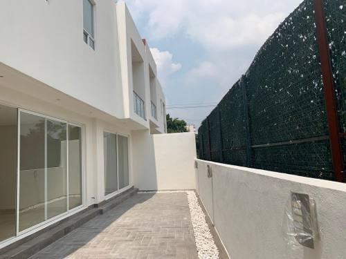 lomas de tecamachalco: exclusivo condominio nuevo de solo 4 casas