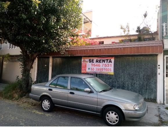 lomas estrella casa residencial en renta iztapalapa cdmx.
