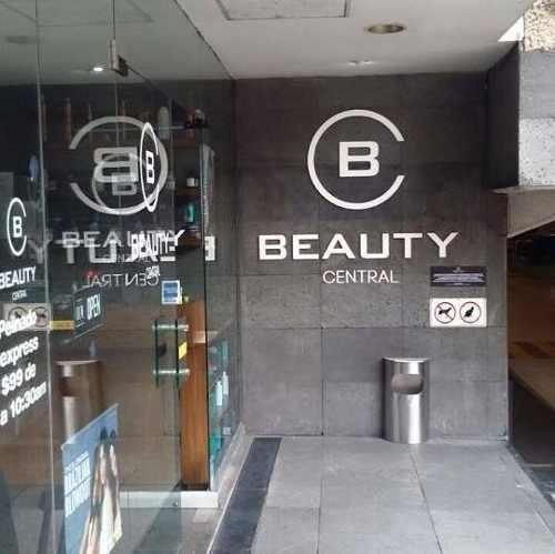 lomas plaza, beauty central salón